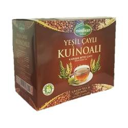 Mindivan Green Tea Quinoa Herbal Tea