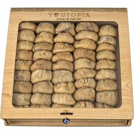 Youtopia Dried Figs Book Box 1 kg