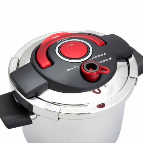 Emsan Innocook Pressure Cooker Red