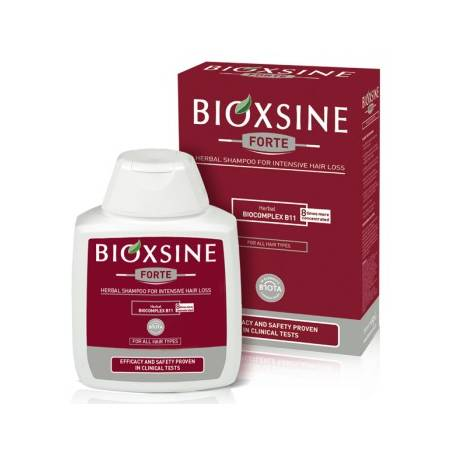 Bioxsine Forte BIOCOMPLEX B11 anti Hair Loss Shampoo