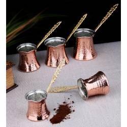 Turkish Coffee Pot Jezve,handmade copper pot