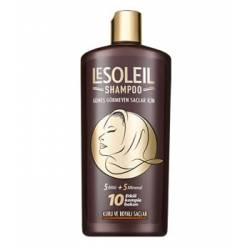 LeSoleil Shampoo For hair that are not exposed to sunlight