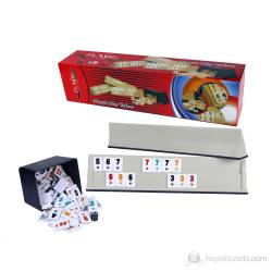 Okey Traditional Turkish Rummy Sets Game