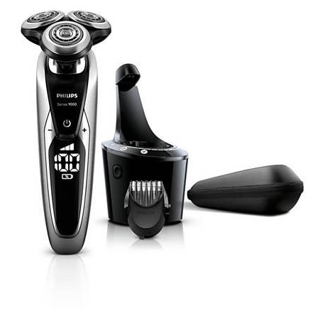 Philips S9711/31 Electric Shaver Smart Clean Pro Aquatec Wet & Dry