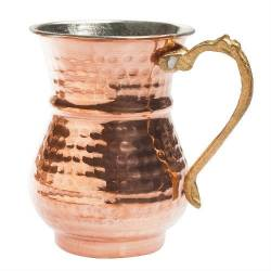 Handmade Copper Cup Traditional Mug