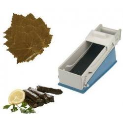 Rolling Machine for Stuffed Grape Leaves. Turkish Dolma, Yaprak Sarma Machine