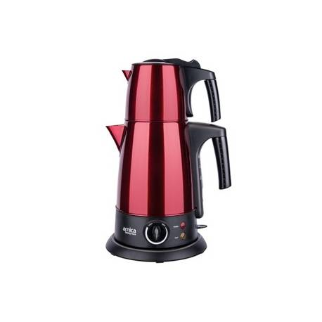 Arnica Demli inox red Tea Maker