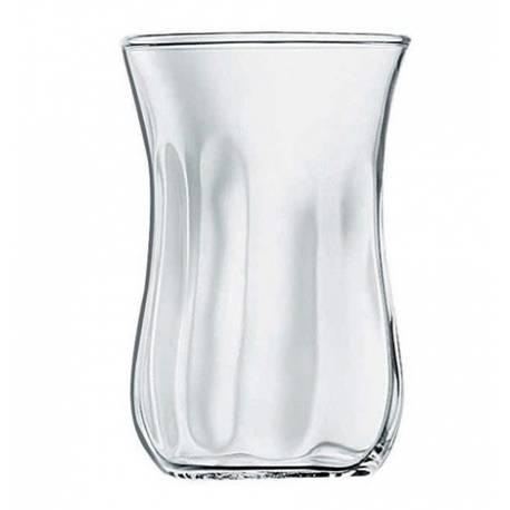 Turkish Tea Glasses Set 6 PIECES (Code 42011 Pasabahce)
