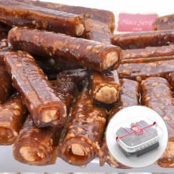 Haci Serif Mulberry fruit paste With Hazelnut 500g