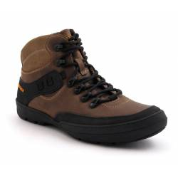 High-quality leather men's waterproof boots 00674