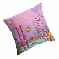 Bosphorus Pillow case