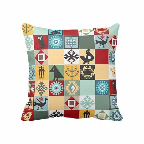 Anatolian Motives Pillowcase