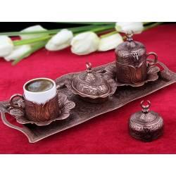 Lalezar Authentic Coffee cup Set