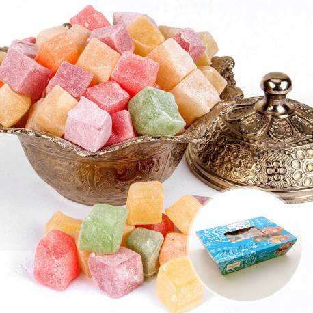 Mini Fruity Turkish Delight