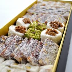 Special Mixed Turkish Delights 950 g