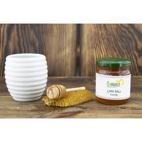 Ida Mountain Organic Pine honey