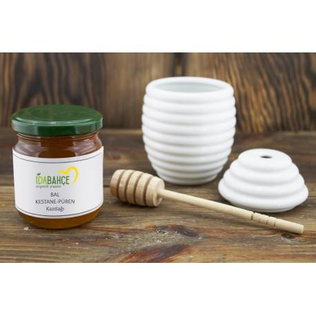 Ida Mountain Organic Chestnut honey