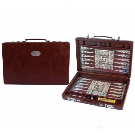 Elit Original Pearl Backgammon
