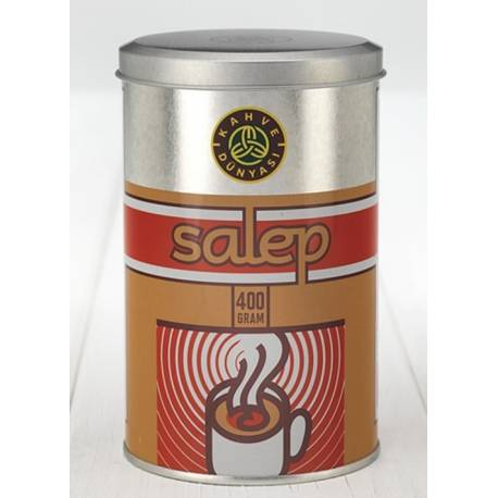 Tin Box Sahlep