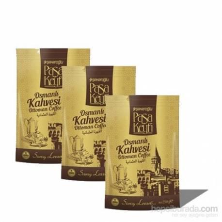 Pasha Keyfi Ottoman Coffee 250 g x 3 pieces